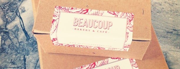 Beaucoup Bakery is one of Eat, Drink, + Be Merry.