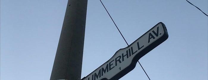 Summerhill is one of Toronto Neighbourhoods.