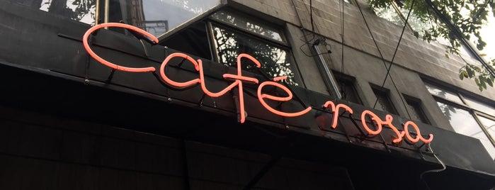 Café Rosa is one of Tempat yang Disukai Ursula.