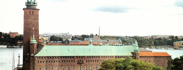 Klarabergsviadukten is one of Stockholm City Guide.
