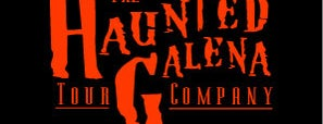 Haunted Galena Tour Company is one of Fall 2021 to Do.