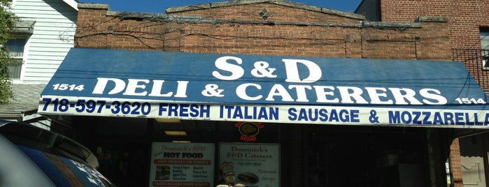 S&D Catering is one of Must-visit Food in Bronx.