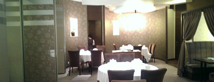 Sun Tung Lok Chinese Cuisine is one of hong kong 2014 michelin stars.