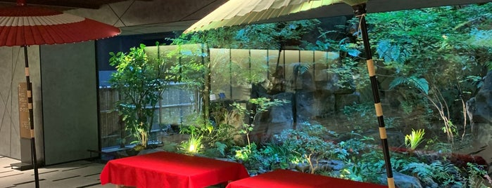 Solaria Nishitetsu Hotel Kyoto Premier Sanjo Kamogawa is one of Lugares favoritos de miroslaba.