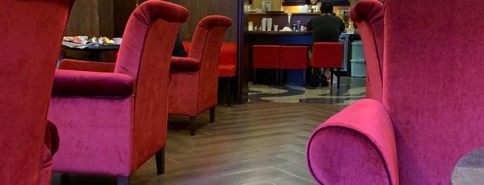 我餐廳 Cafe De Eu is one of Orte, die SV gefallen.