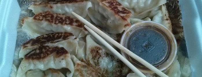 Baoz Dumplings is one of Andrew's Liked Places.