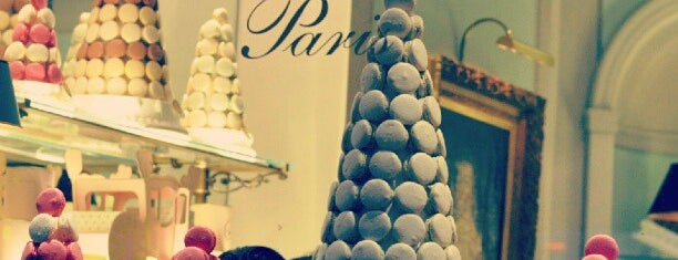 Ladurée is one of Want to go.
