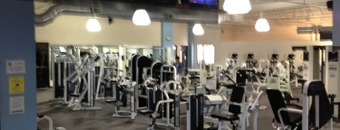 Trexlertown Racquetball & Fitness Club is one of Favorites.