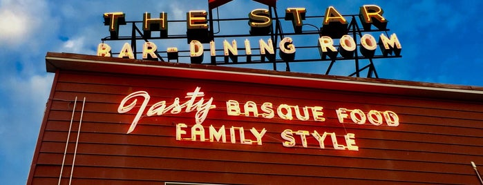 The Star Bar Dinning Room is one of Elko.