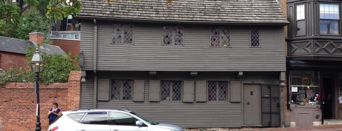 Paul Revere House is one of Boston: Fun + Recreation.