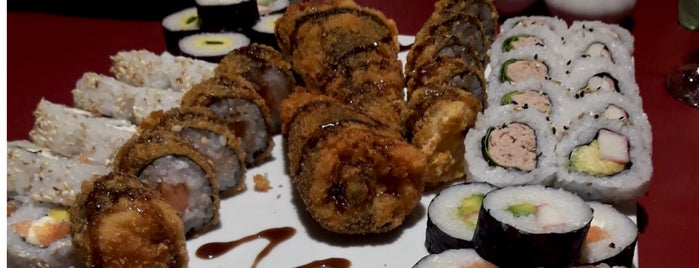 Fidemar Sushi is one of Lugares guardados de Karina.