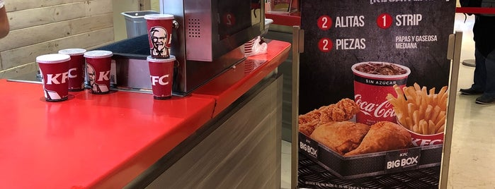 KFC is one of Wellington 님이 좋아한 장소.