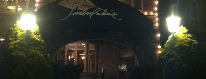 Timberlake's Restaurant at Chetola Resort is one of Mark: сохраненные места.