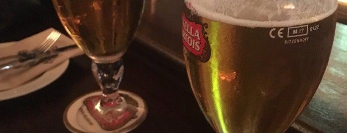 Belgian Beer Cafe & Restaurant RAK is one of Lieux sauvegardés par Ozgen.