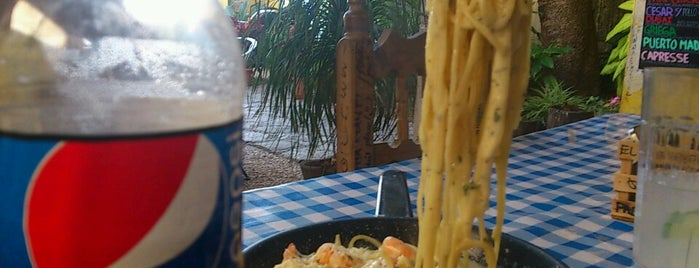 Cheester Es Pasta is one of Playa del Carmen.