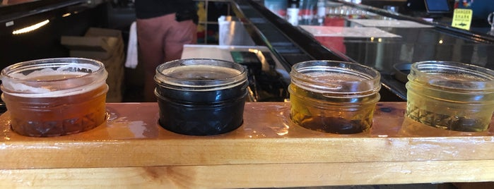 The Mason Jar Lager Co. is one of My Brewery List.