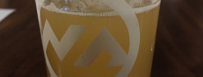 New Anthem Beer Project is one of Breweries or Bust 3.