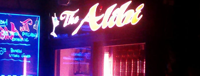The Alibi Tavern is one of Lugares favoritos de Melisa.