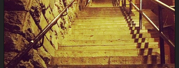 The Exorcist Steps is one of Washington, DC.