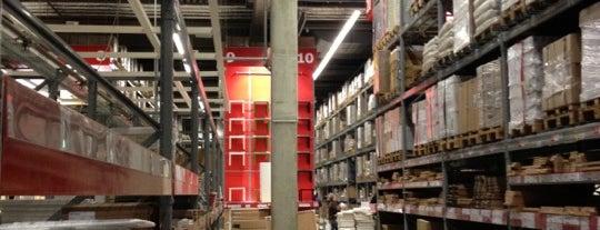 IKEA is one of Tempat yang Disukai Kübra.