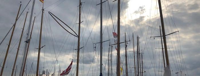 Hafen Laboe is one of Orte, die Ma gefallen.