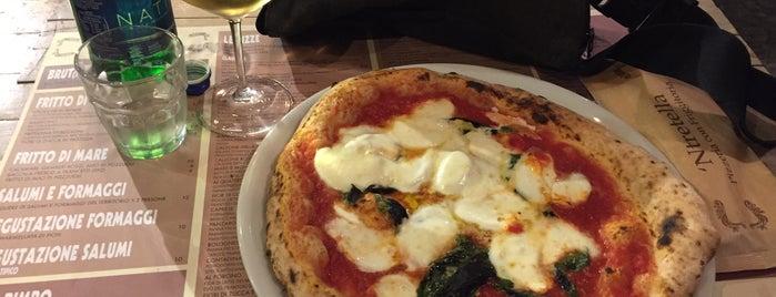 'Ntretella - Pizzeria Friggitoria is one of NAP × Best Of.