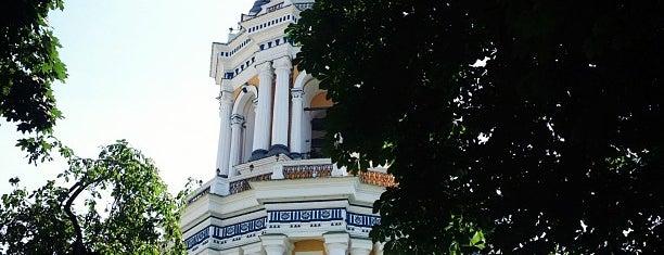 Великая Лаврская Колокольня is one of สถานที่ที่ Annie ถูกใจ.