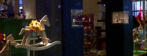 Hermès is one of Geneva (GVA) airport venues.