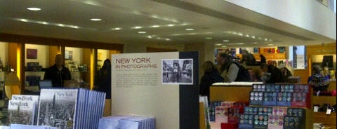 The Metropolitan Museum of Art Store at Rockefeller Center is one of lou lou in ny.