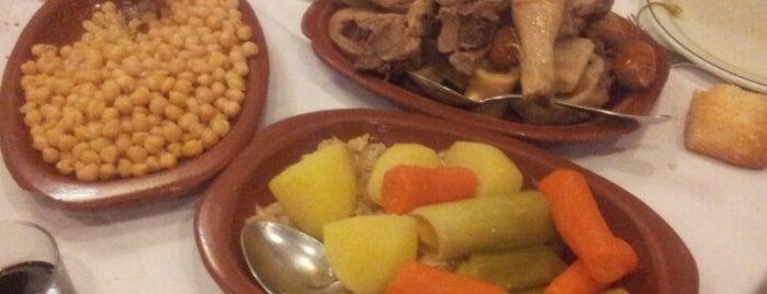 Casa Carola is one of Al rico cocidouuuuuuuu.