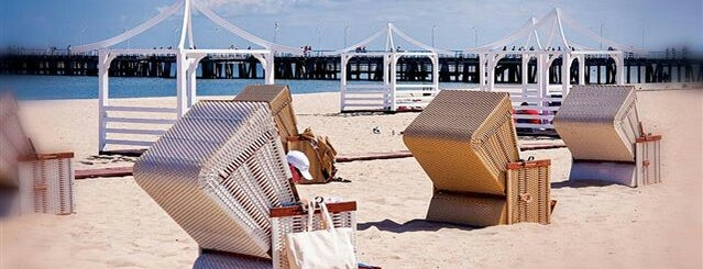 Plaża Sopot is one of Must visit.