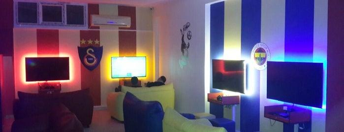 Game Station is one of Tempat yang Disukai Buğra.