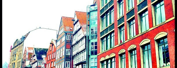 Deichstraße is one of Hamburg.