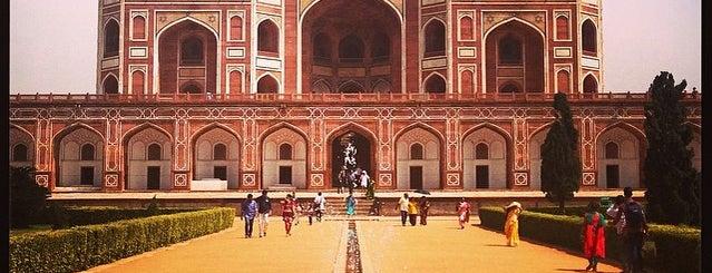 Humayun's Tomb | हुमायूँ का मकबरा is one of Incredible India.