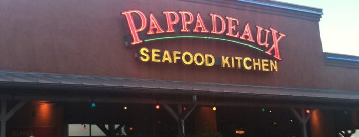 Pappadeaux Seafood Kitchen is one of William : понравившиеся места.
