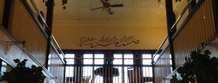 Cape Charles Coffee House is one of Virginia.