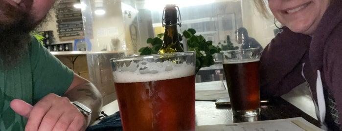Humble Monk Brewing is one of Cincinnati Area Breweries.