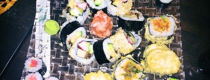 Sushi Garden is one of Stoian'ın Beğendiği Mekanlar.