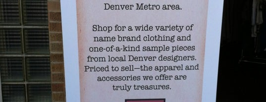 Fashion Denver is one of denver nothing.