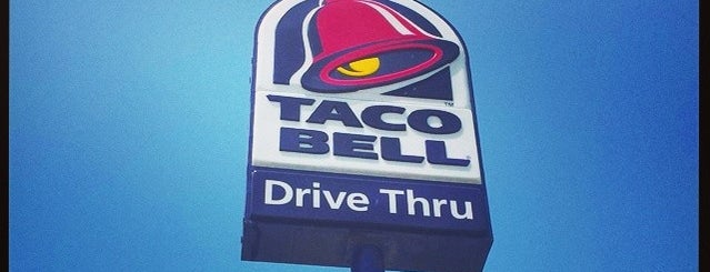 Taco Bell is one of Lilith : понравившиеся места.