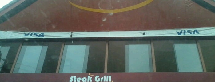 Steak Grill is one of Locais curtidos por Margarida.