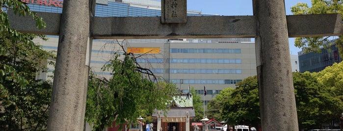 Kego Shrine is one of JulienF 님이 좋아한 장소.
