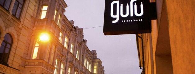 Mano Guru is one of Vilnius & Lithuania Spots.