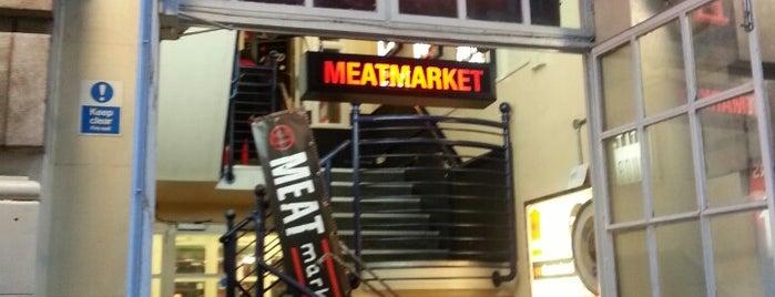 MEATmarket is one of London Burgers.