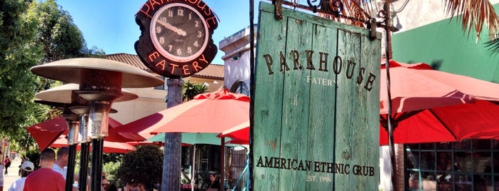 Parkhouse Eatery is one of San Diego.