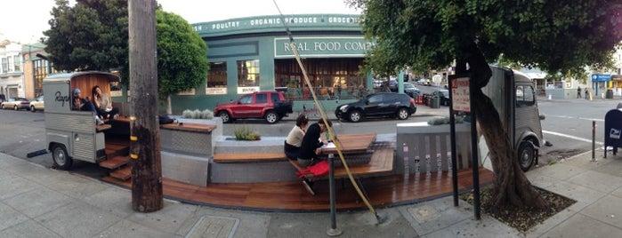 Rapha Cycle Club is one of San Francisco.