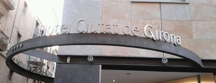 Hotel Ciutat de Girona is one of girona I.