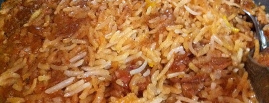 Hyderabad Biryani is one of Ankitさんのお気に入りスポット.