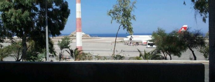 Aeropuerto Nacional de Santorini (Thira) (JTR) is one of Airports - Europe.