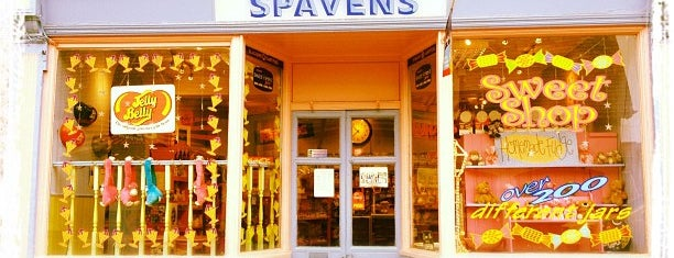 Spavens Sweet Shop is one of Mold.